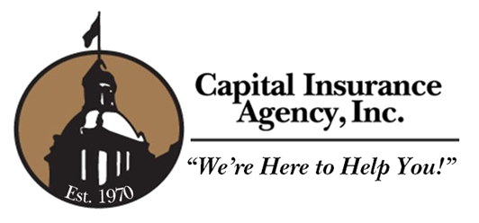 Capital Insurance Logo Wide